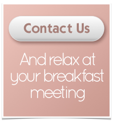 Contact Joy of Food Catering to arrange for one of our breakfast menus