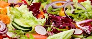 Joy of Food Catering can deliver a variety of salads with dinner