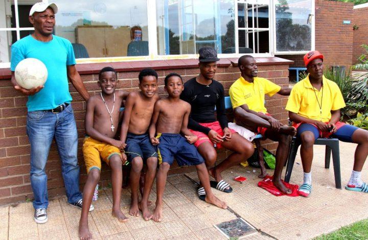 Joburg public pools