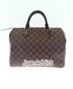 กระเป๋าหลุยส์ Louis Vuitton Speedy Damier 30 SD4142