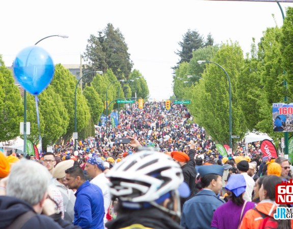 2016 Vaisakhi  Parade Vancouver