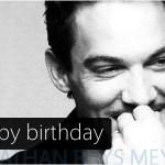 Happy Birthday Jonathan Rhys Meyers!