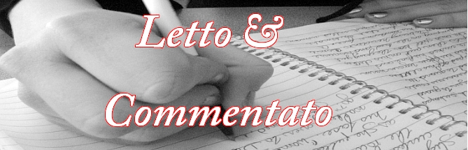 """Logo """"Letto & Commentato"""""""