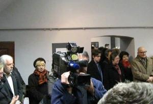 Inaugurazione mostra di Fabio Leone
