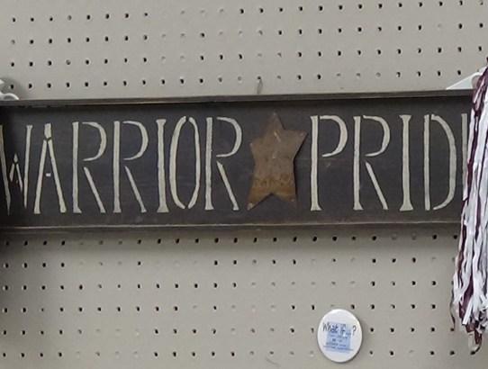 Warrior Academy provides Alternative Education classroom. (Photo by Jennifer Shank-Maxwell)