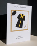 Personalised Graduation Cards