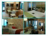show unit 2 bedroom ukuran 38 m2