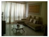Jual Apartemen Taman Anggrek - 2+1 Bedroom Luas 88 m2 Fully Furnished