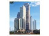 Dijual Apartemen dan Office District 8 Senopati – 1 BR / 2 BR / 3 BR / 4 BR Semi Furnished