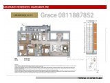 DiJual Apartemen Anandamaya Residence. 2 BR Deluxe & 3 BR Suite!!!