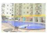 Apartemen 2 kamar Full Furnish, Siap Huni, harga Murah, BU Jual Cpt Dkt Telkom Institute & Trans Studio Mall Bandung