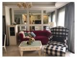Jual / Sewa Harian, Bulanan, Tahunan Apartemen Sudirman Park – 1 / 2 / 3 BR Fully Furnished