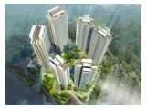 Jual Apartemen Taman Anggrek Residences Jakarta Barat - 1 BR 38m2 Unfurnished