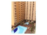 Dijual Apartemen Green Palm Residences 2Kmr (35m2) VIEW POOL LIMITED UNIT!!!
