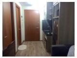 Jual Apartemen Woodland Park Jakarta Selatan - 2 BR 40m2 Furnished