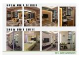 Jual Apartemen Royal Garden Apartment Depok - Studio 21m2 Unfurnished