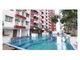 [MURAH DIJUAL CEPAT] Apartemen Taman Melati Margonda Depok - Studio - Full Furnished + Lantai Parket, Milik Sendiri tanpa perantara