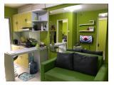 Apartemen Kalibata City Green Palace furnished Lotus lt rendah