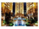 Disewakan Apartemen Senayan Residence 3BR+1 - Furnished View Golf