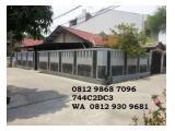 Jual Rumah di Sunter Pratama (hitung tanah) – 1 Lantai – Hadap Utara – 4 KT – 2 KM
