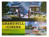 Rumah Idaman GRAND HILL @ CINERE di Cinere. Town House, dekat Sekolah Dian Didaktika