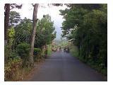 Arah kawasan wisata curug nangka