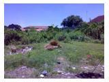 Tanah kering. Siap untuk dibangun