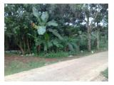 Tanah Sawangan Depok Jawa Barat 2178 M, SHM