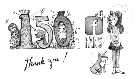 We are *CELEBRATING* 150 FB Fans!
