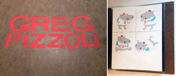 Greg Pizzoli's Pina Zangaro Portfolio