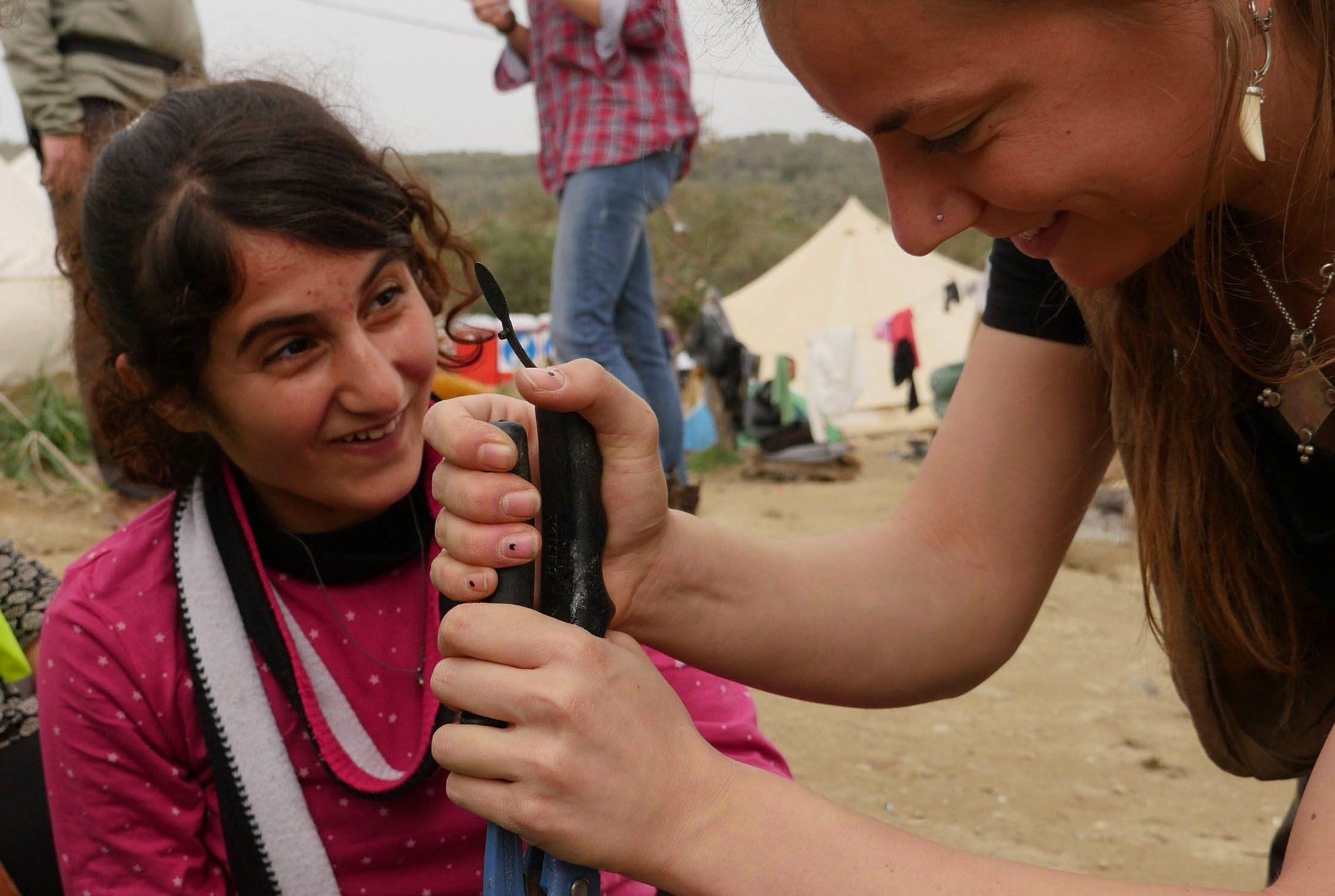 DH07 – Cómo puede el diseño ayudar a los refugiados