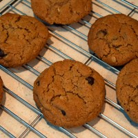 Vania's perfectly round, new and improved  Children's Delight cookies