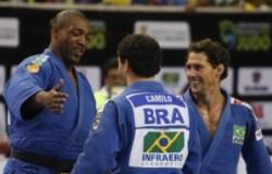 Walter e Brasil avançam na Copa do Mundo por equipes | Foto: CBJ