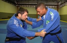 João Derly luta neste sábado | Foto: Daniel Zappe / Fotocom.net