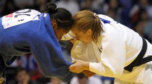 A marinheira Maria Portela tenta o título mundial militar | Foto: Jefferson Bernardes / Vipcomm