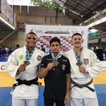 RS conquista 11 medalhas no Meeting da base