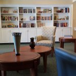 Judson Meadows Assisted Living 2nd floor reading room