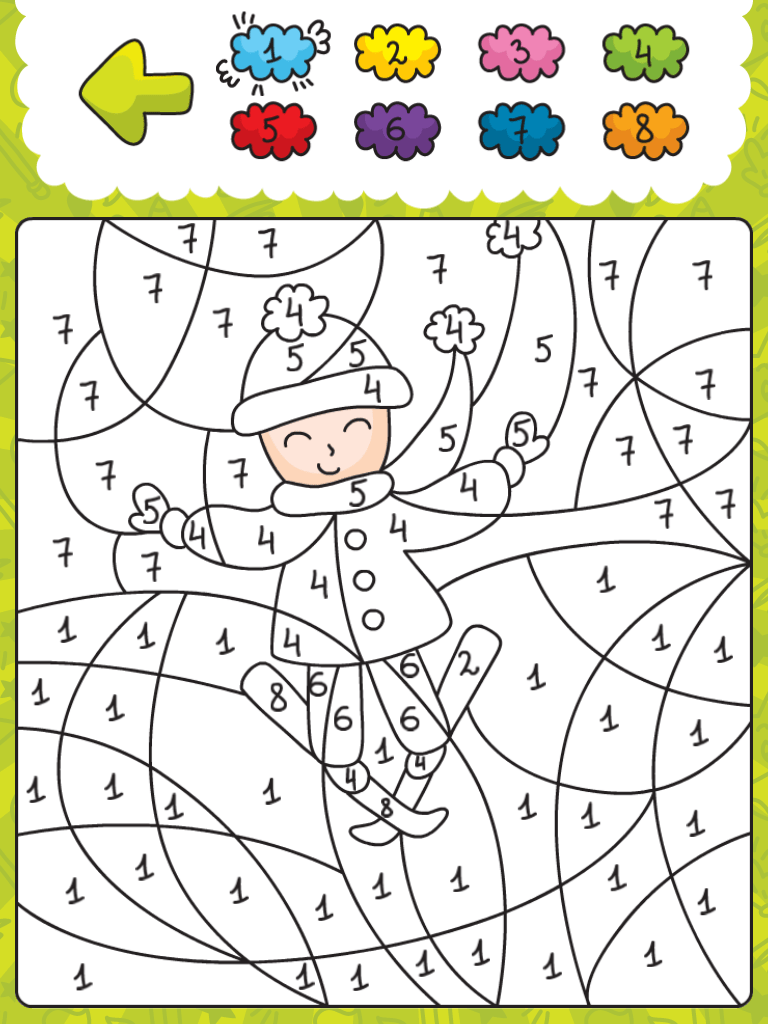 Coloring Smart – Fun and Education for kids- app review
