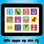 Alle iPad en iPhone apps