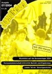 Titelblatt Ausgabe 07/2004 von JugendSchach