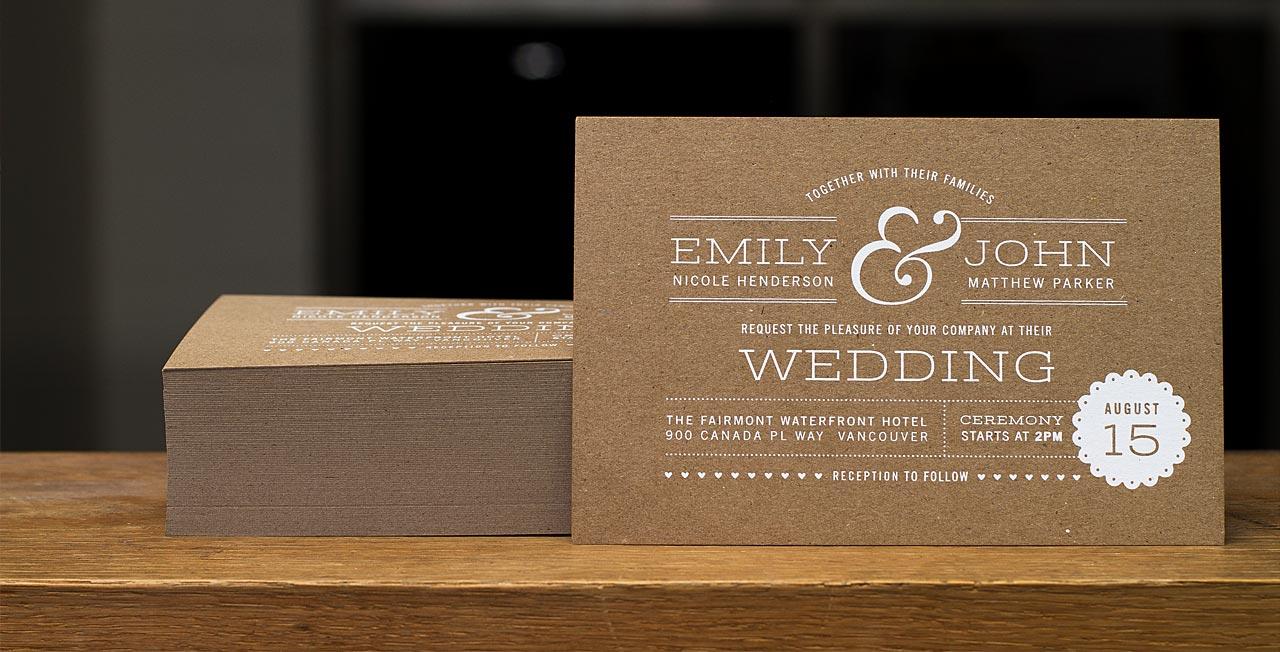 wedding ideas wedding invitations Custom Printed Wedding Invitations Design your Wedding Invitations from Jukebox