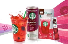 Starbucks Refreshers special offer