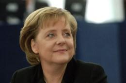 Angela Merkel Jule Magazine