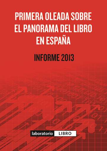 Primera oleada sobre el panorama del sector del libro en España