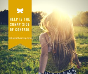 Help is the sunny side of control
