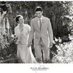 Molly & Sam's Wedding at Hartmann's Herb Farm