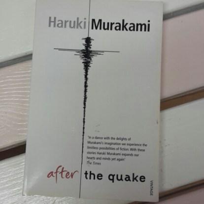 after the quake by Haruki Murakami [book review]