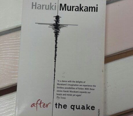 after the quake haruki murakami