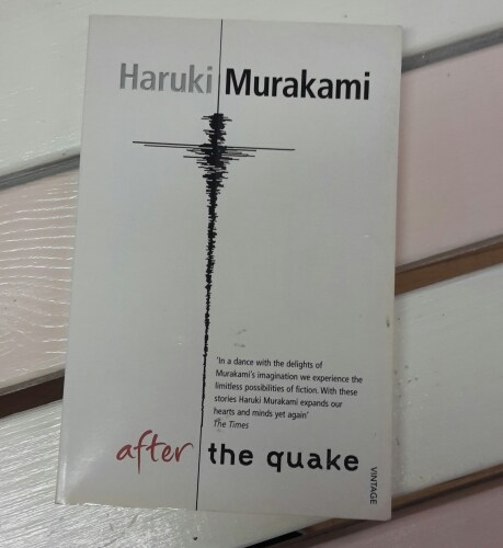 after the quake by Haruki Murakami [book review]
