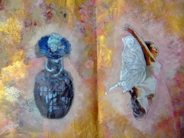 art journal : the journey